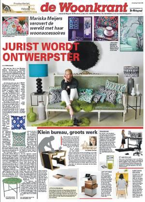 Laptoptower LT FP2 der Sarah Maier colletion in der niederländischen Tageszeitung de telegraaf