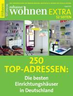 Zuhause Wohnen: Die Top 250 Einrichtungshäuser Deutschlands